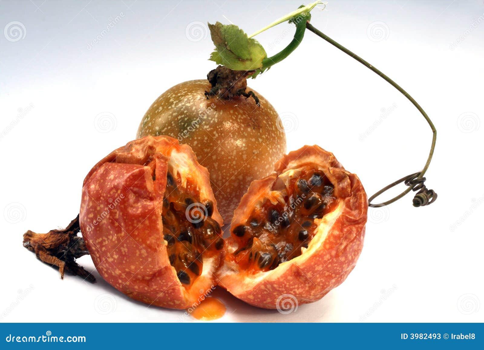 Paixão-fruta ou maracuya
