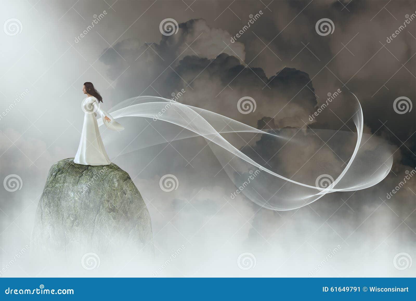 Paix, espoir, nature, beauté, amour