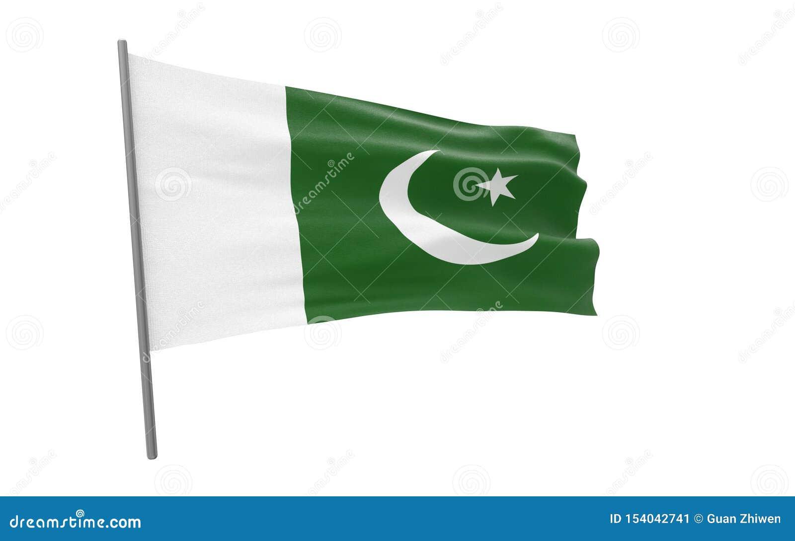 Pakistan bandery