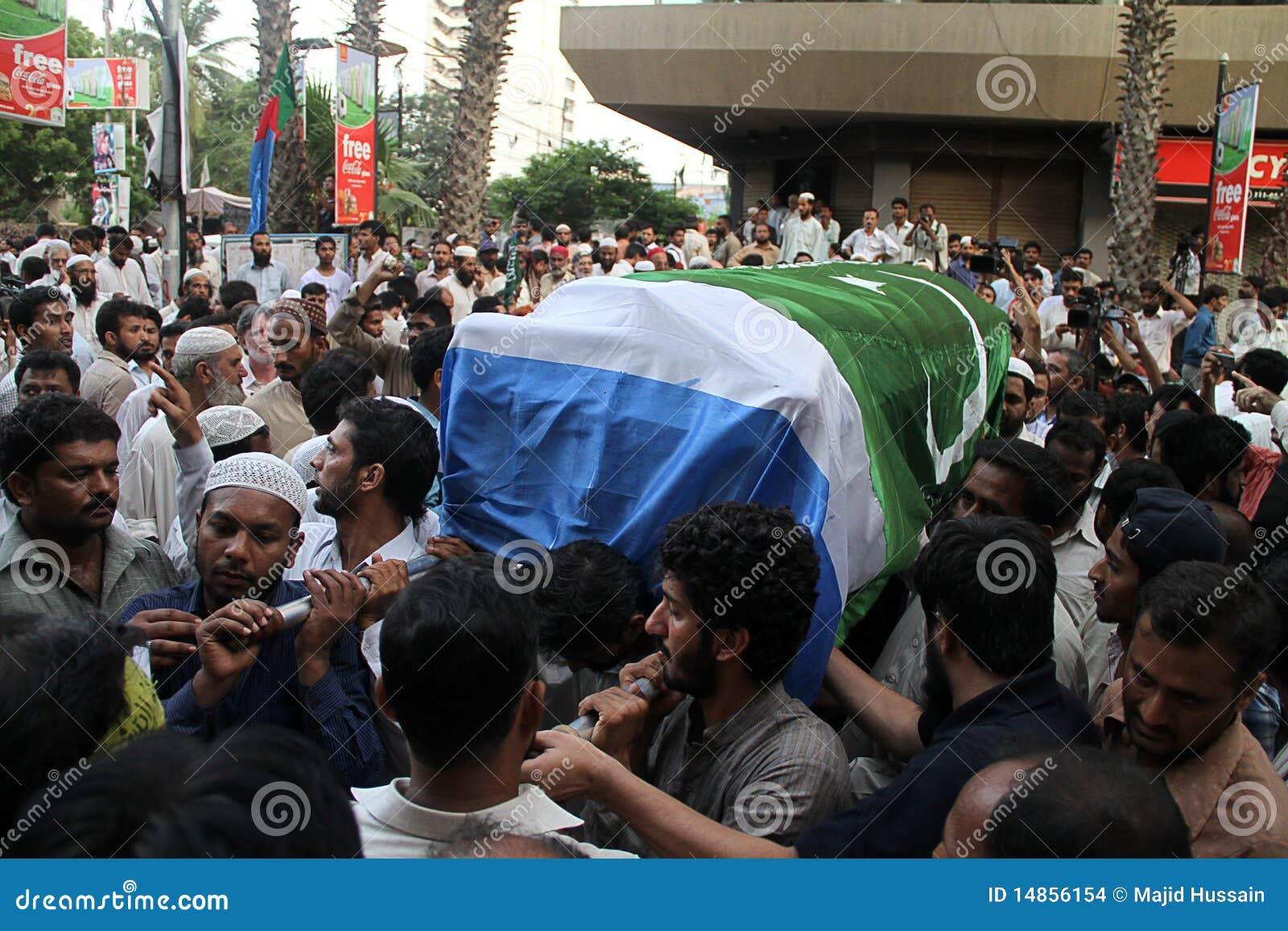 PAKISTAN Killing