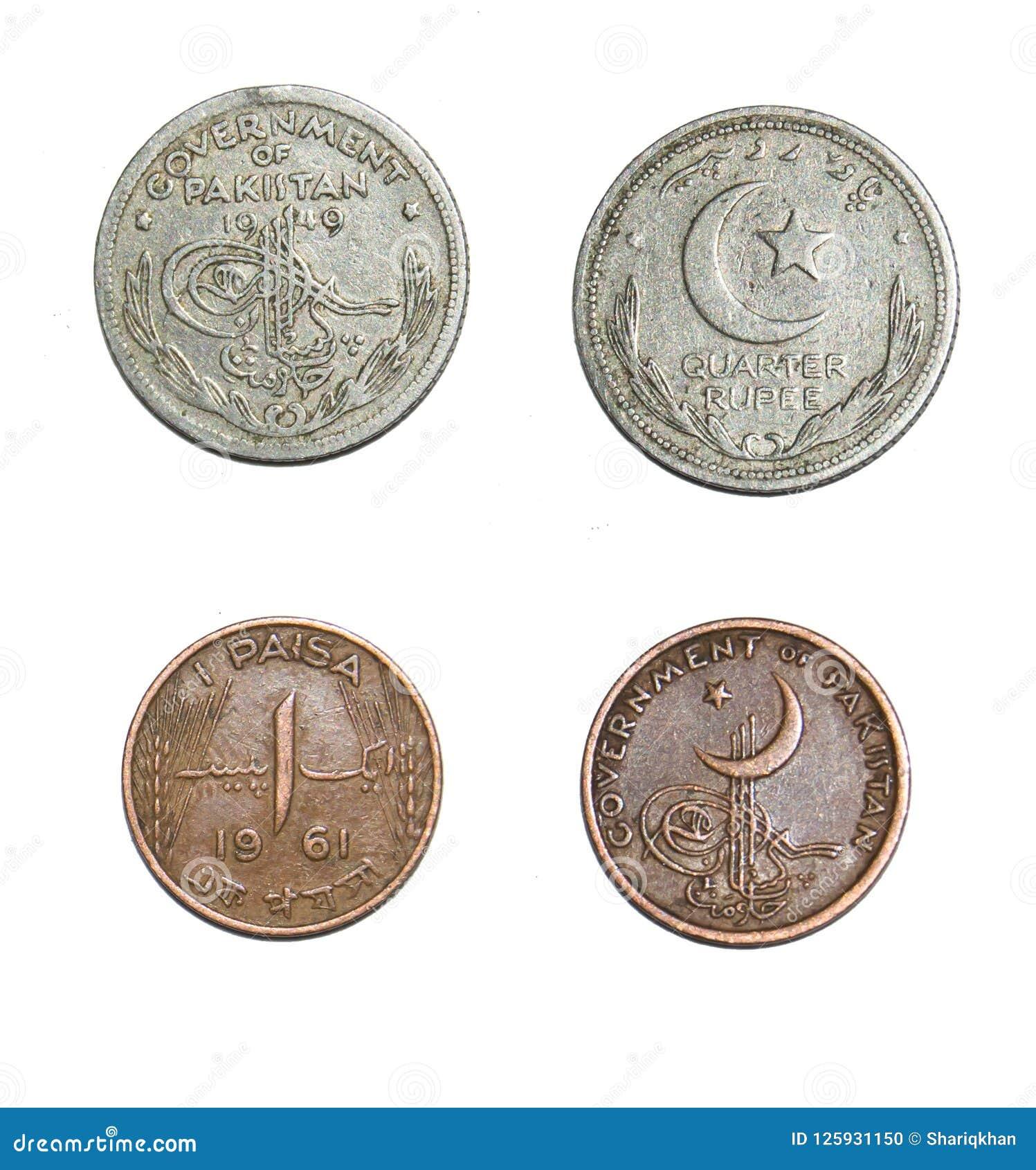Pakistan mynt