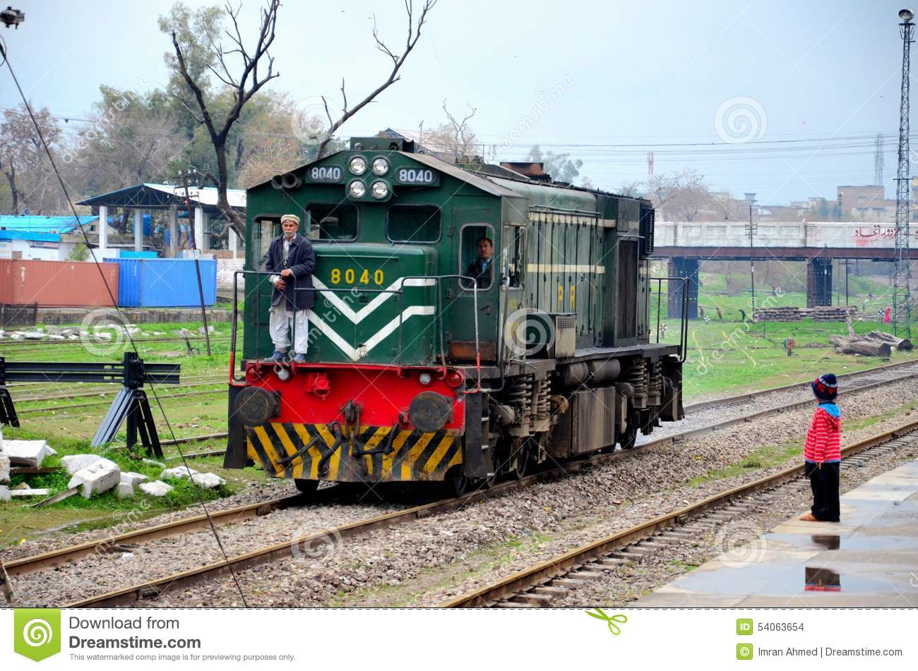 how to drive diesel train