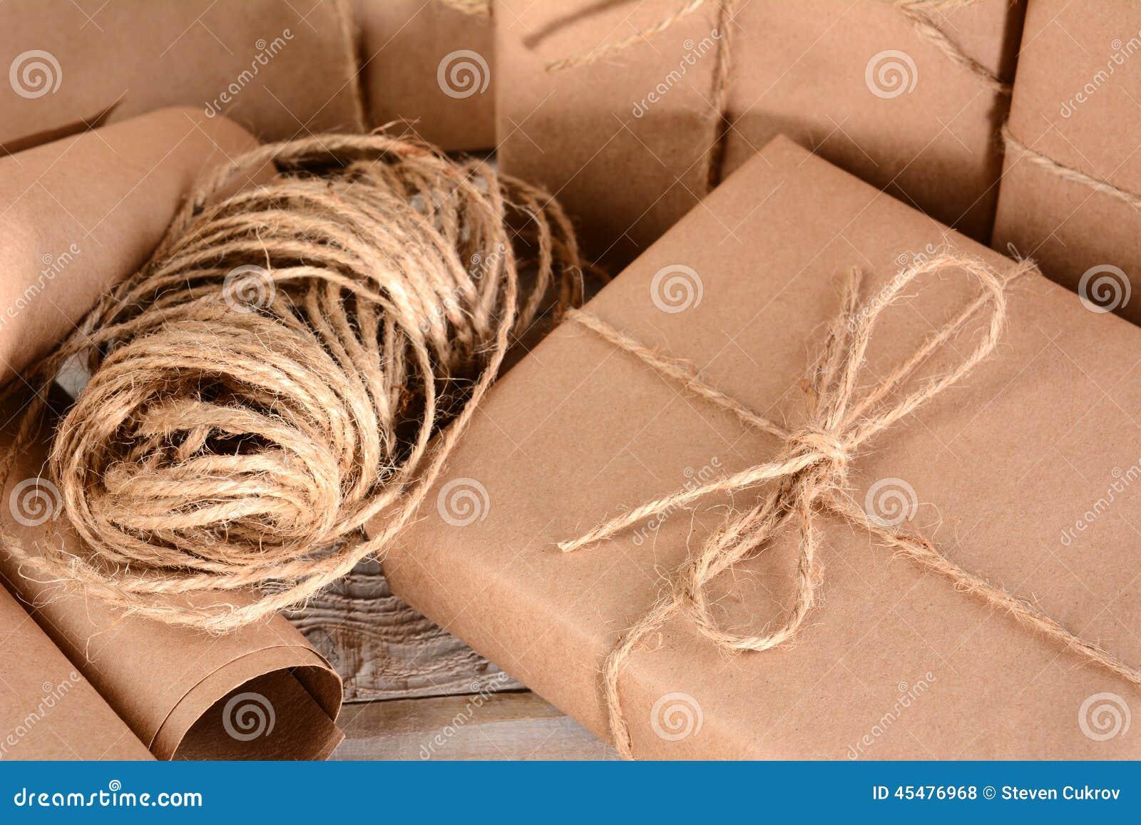 Pakketten en Streng