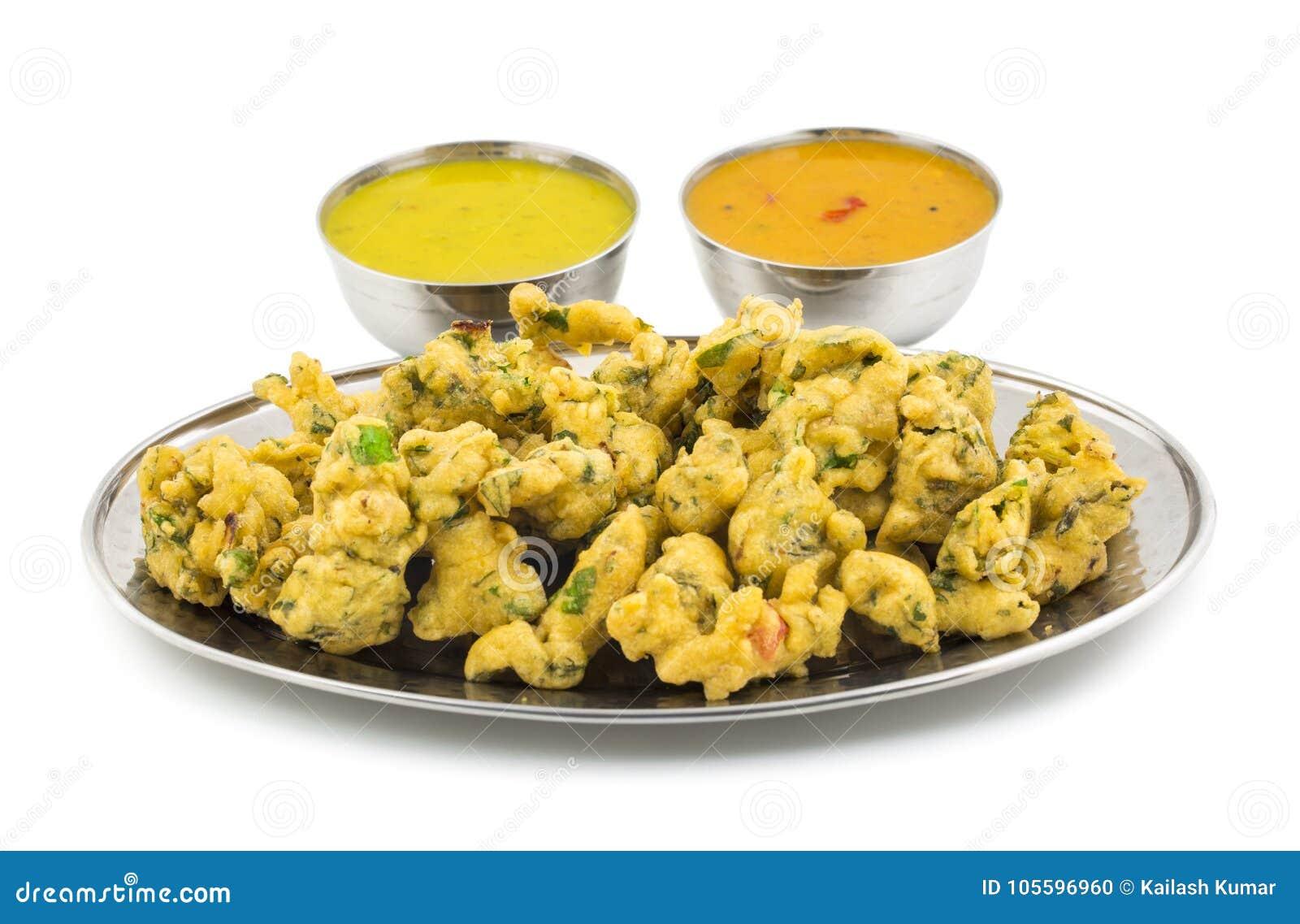 Pakora or Bhajiya