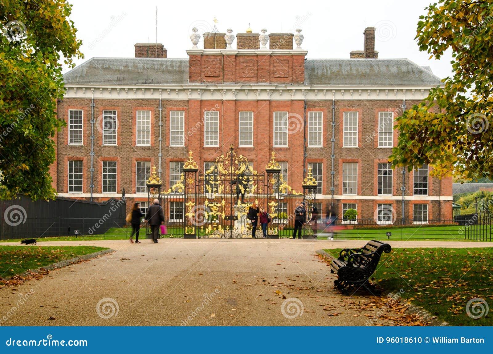 Palácio de Kensington, Londres