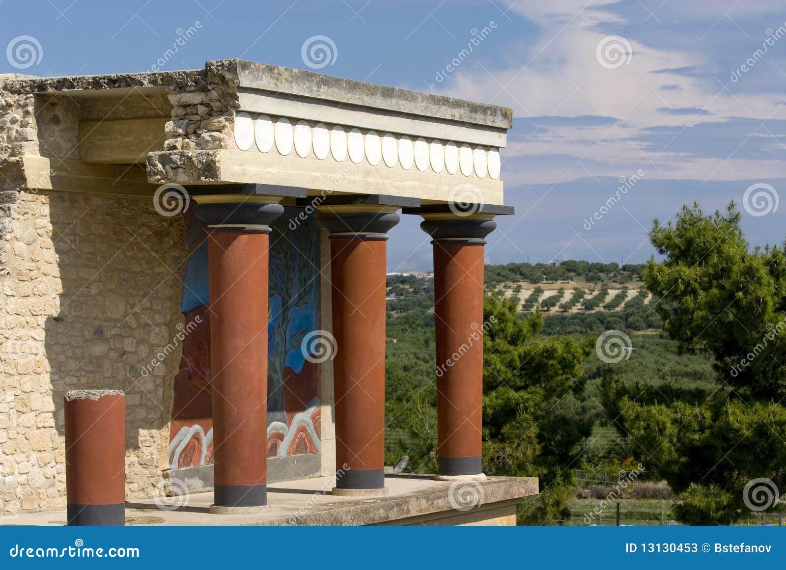 Palácio de Knossos