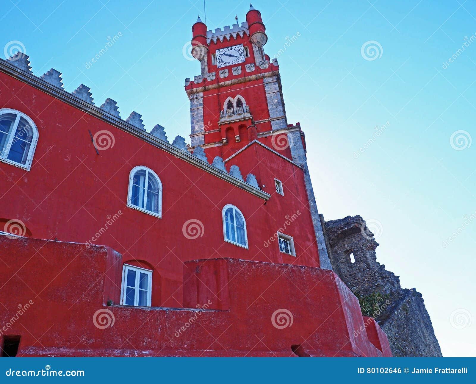 Palácio de Pena, sintra, Portugal