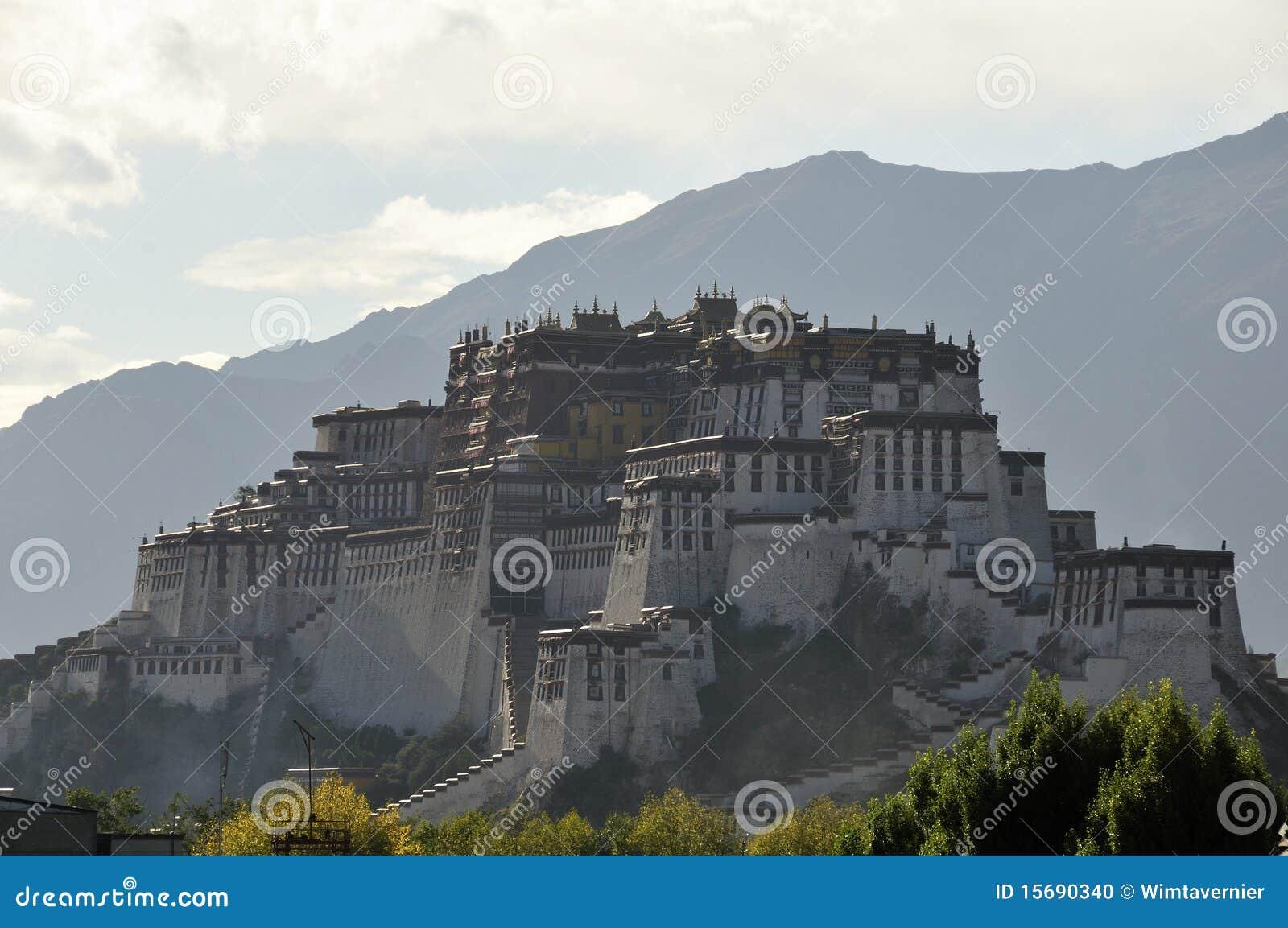 Palácio de Potala, Lhasa, Tibet
