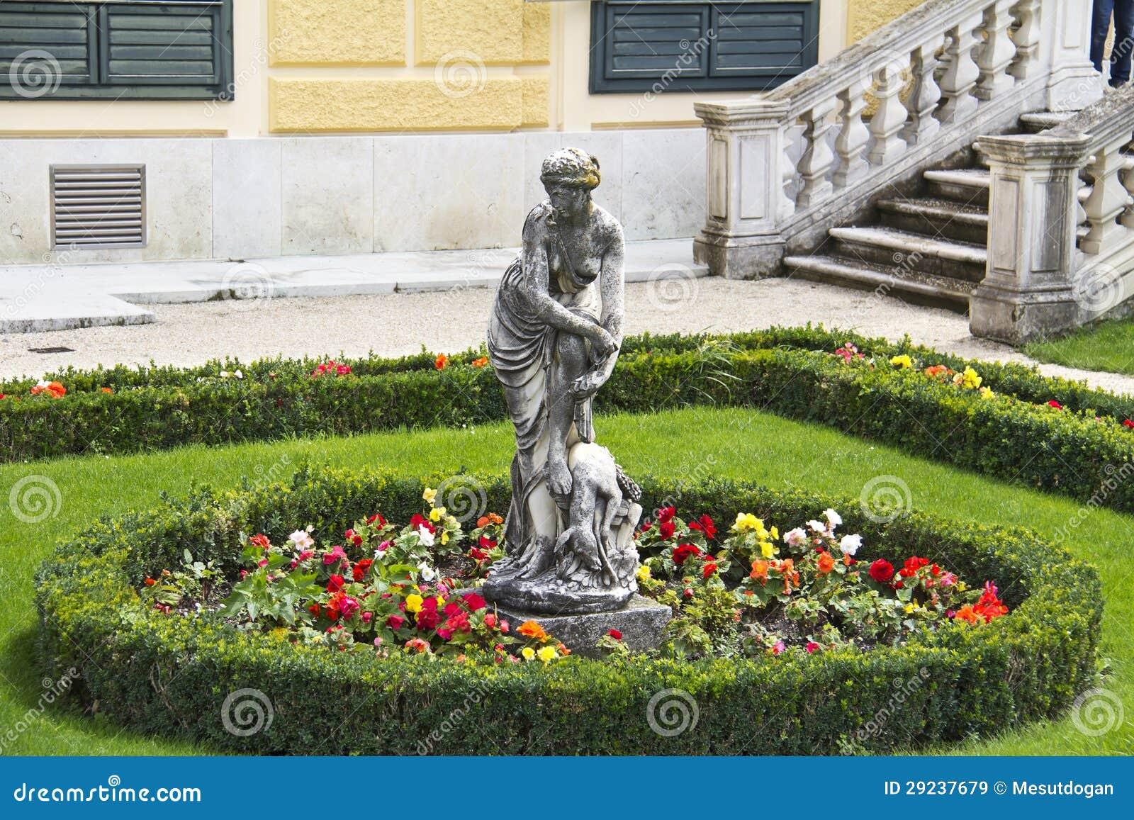 Download Palácio de Schoenbrunn imagem de stock. Imagem de europeu - 29237679