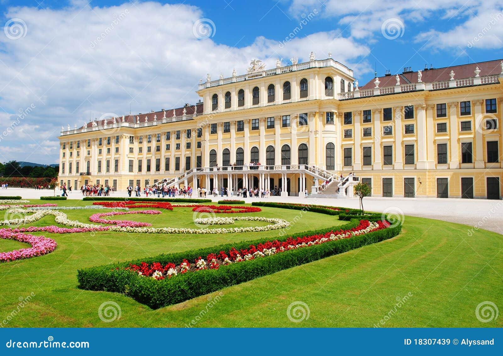 Palácio de Schonbrunn, Viena