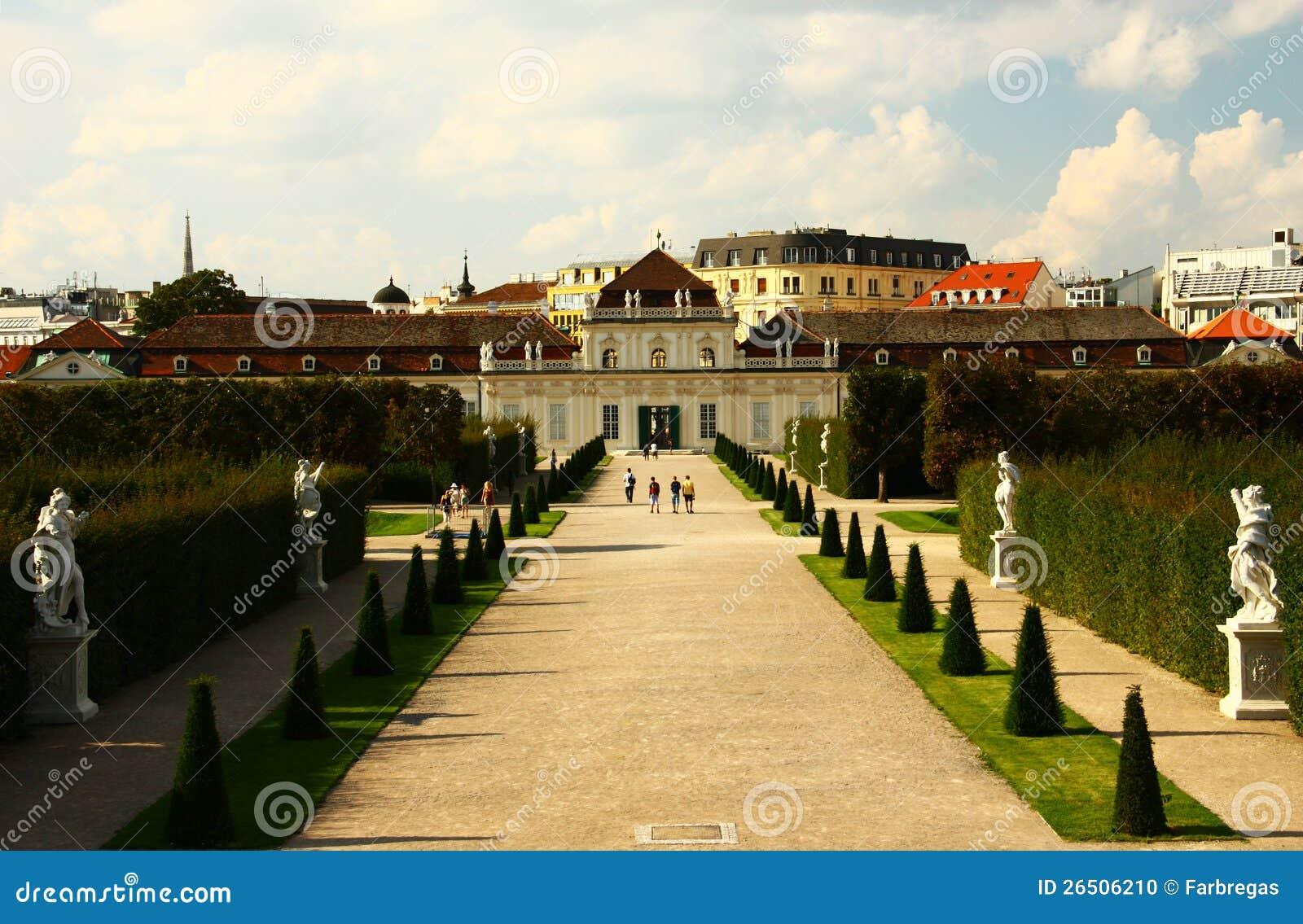 Palácio do Belvedere, Viena