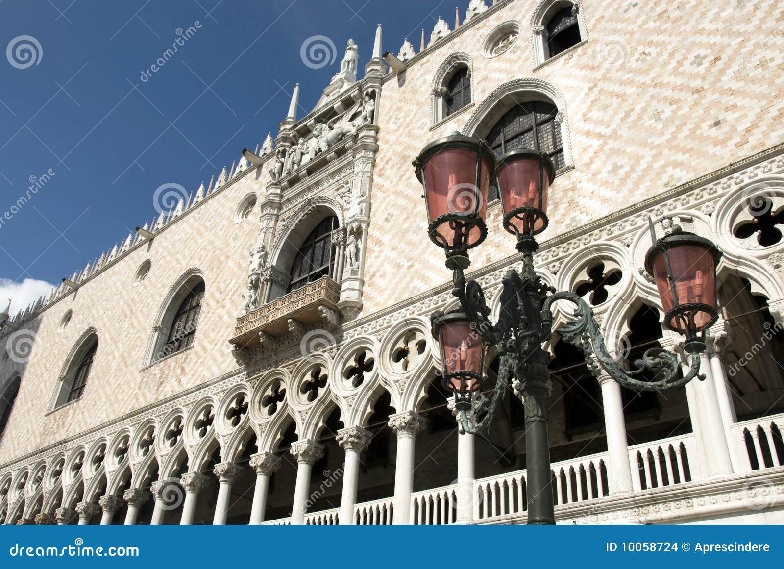 Palácio do rodeio - Veneza - Italy
