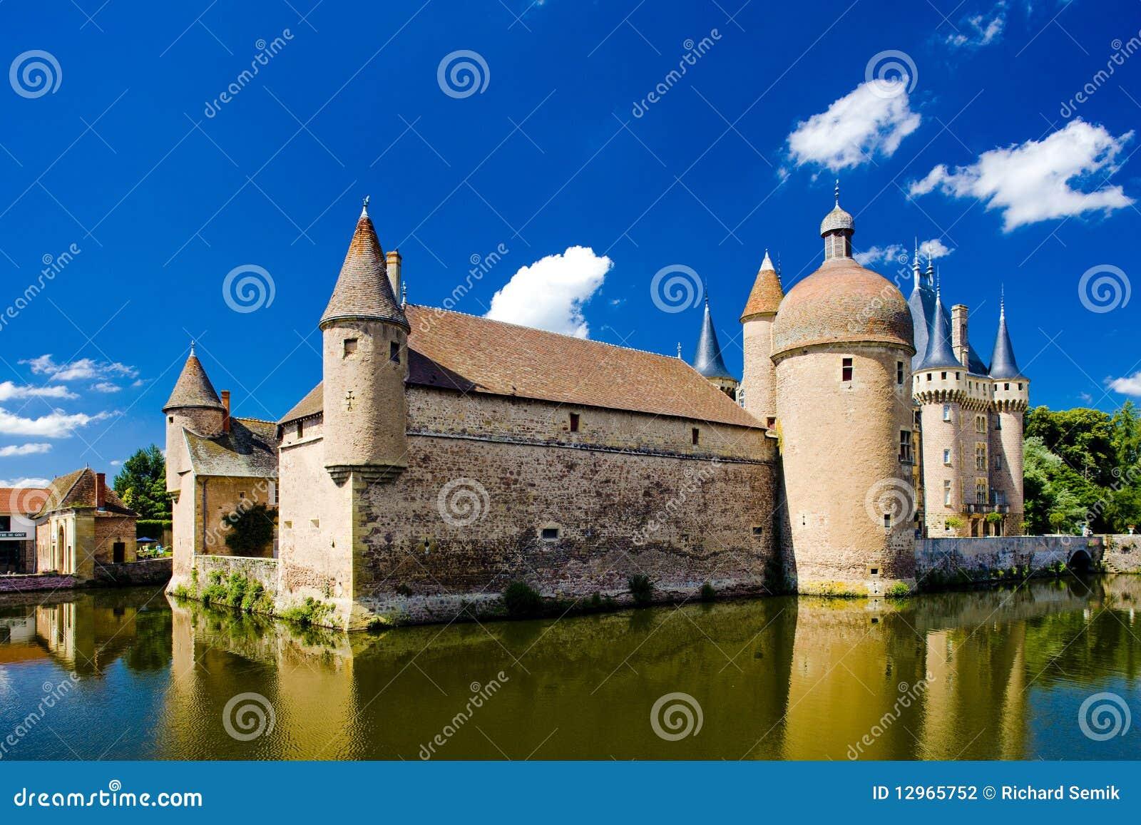 Palácio em Borgonha