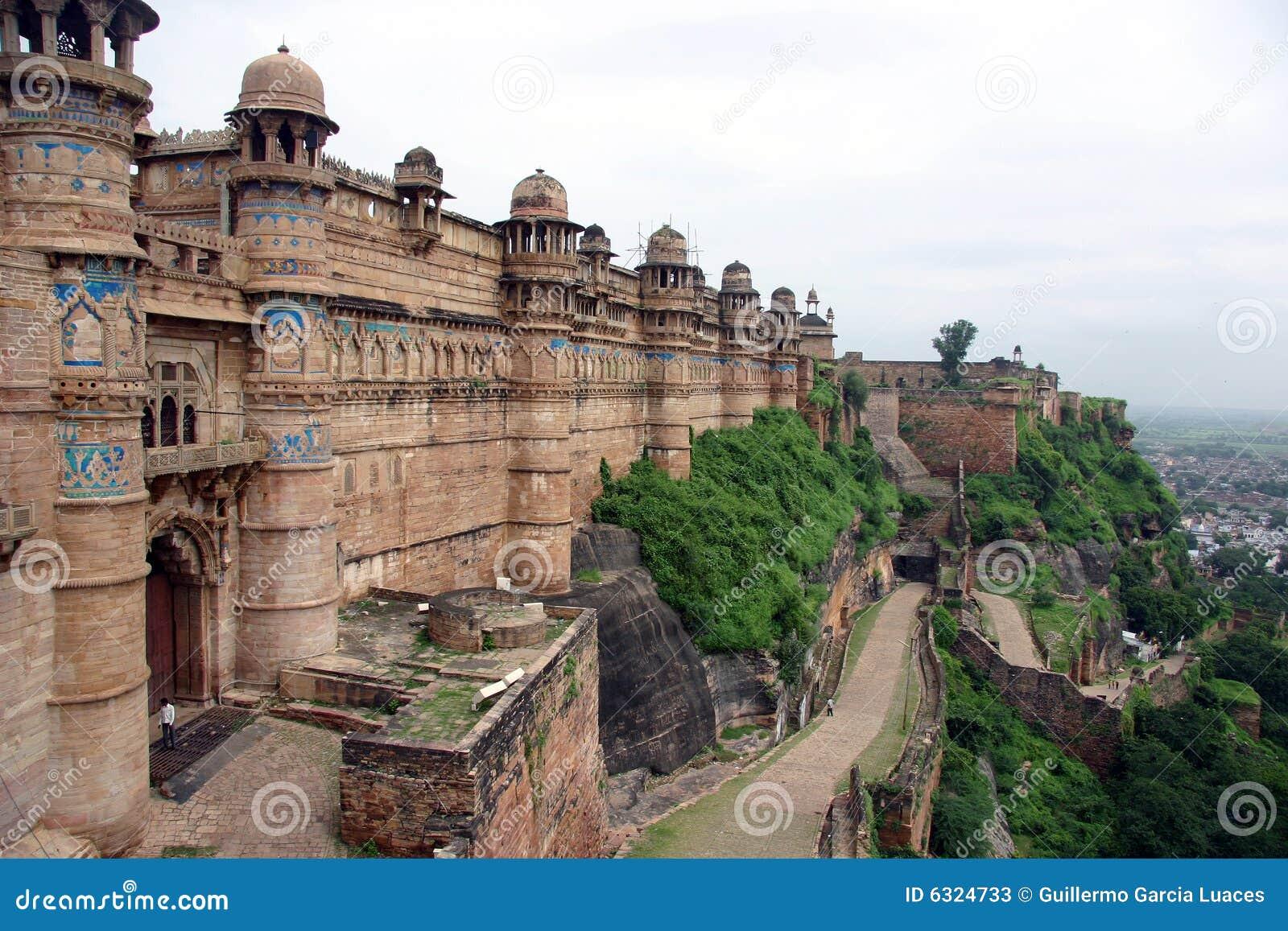 Palácio em India do norte