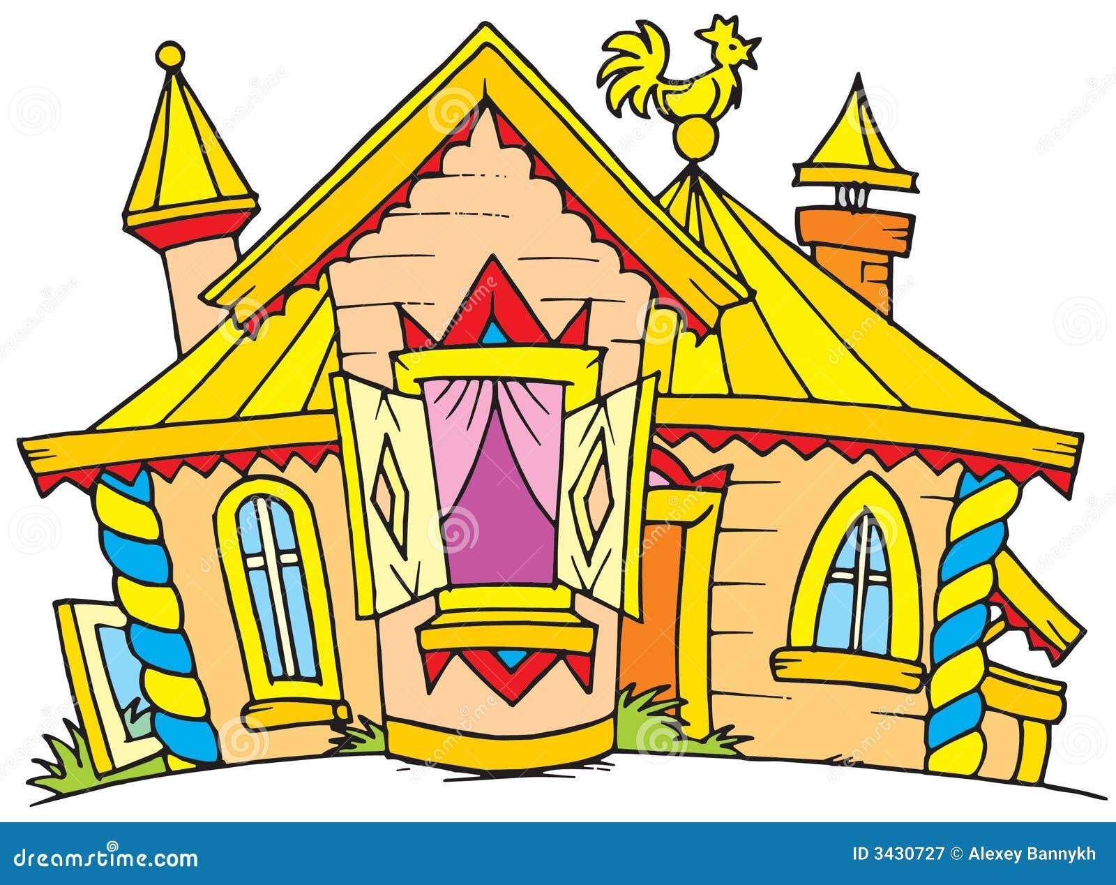 Palácio (grampo-arte do vetor)