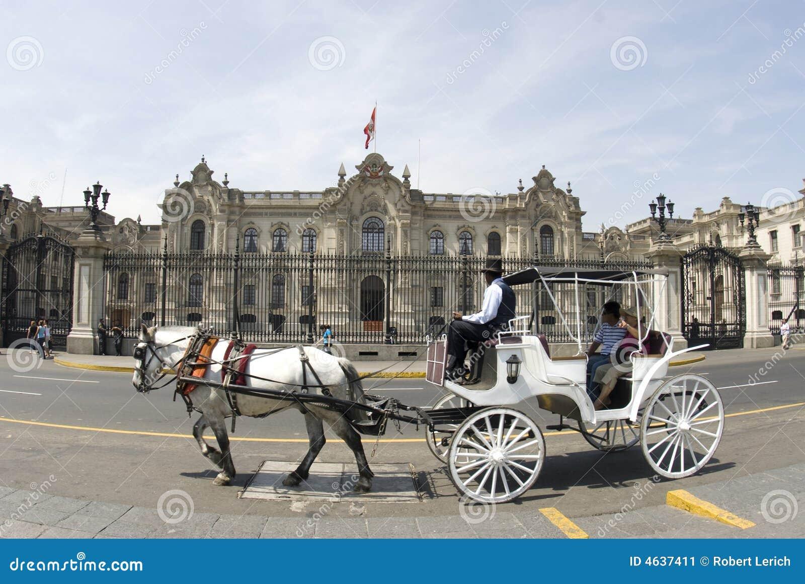 Palácio Lima peru do governo