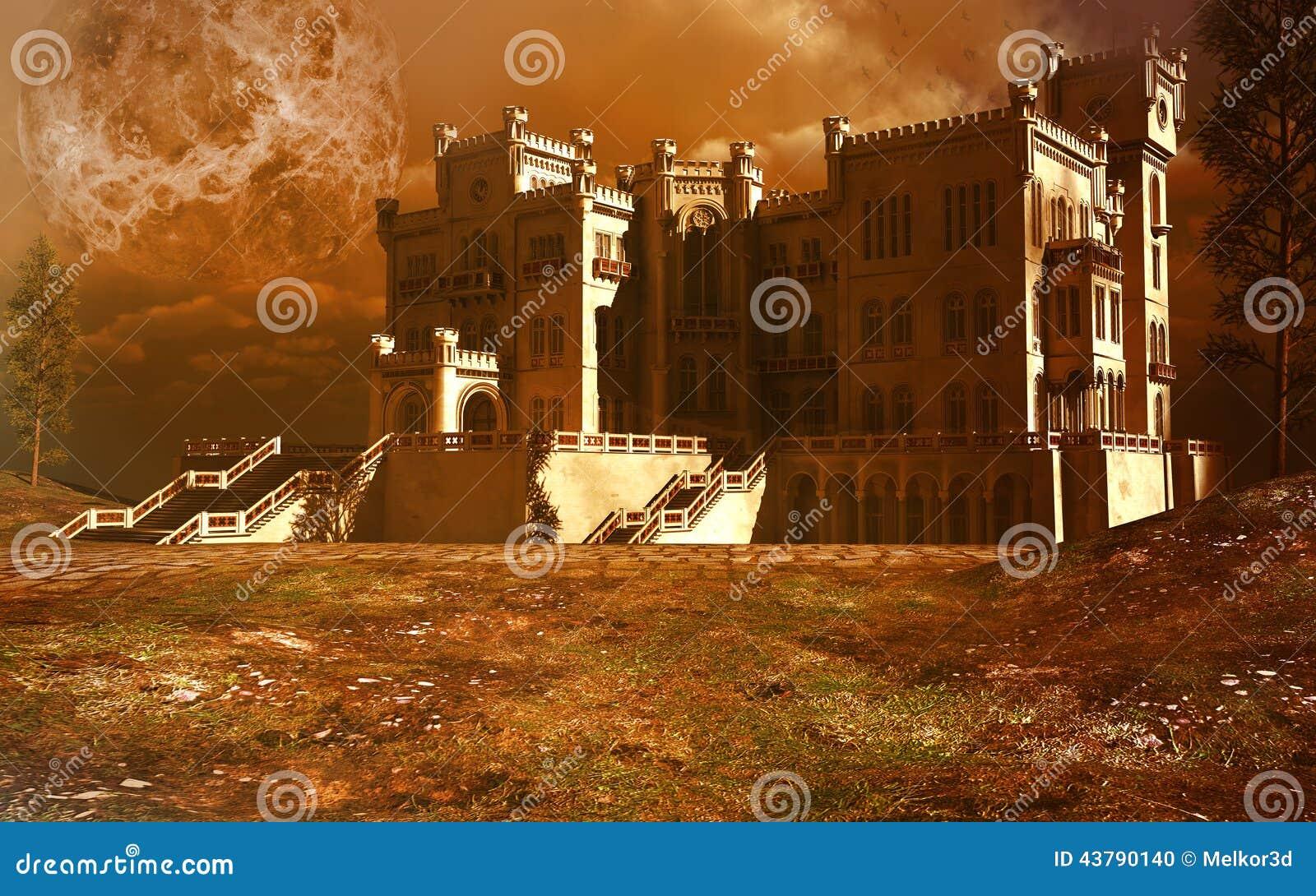 Palácio velho