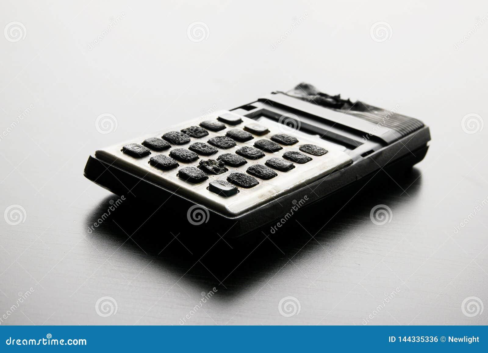Palący kalkulator