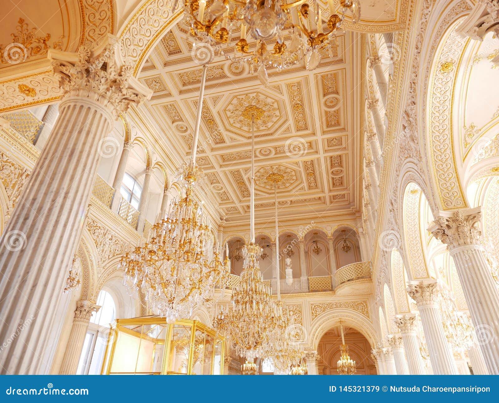 Pal?cio St Petersburg R?ssia de Peterhof