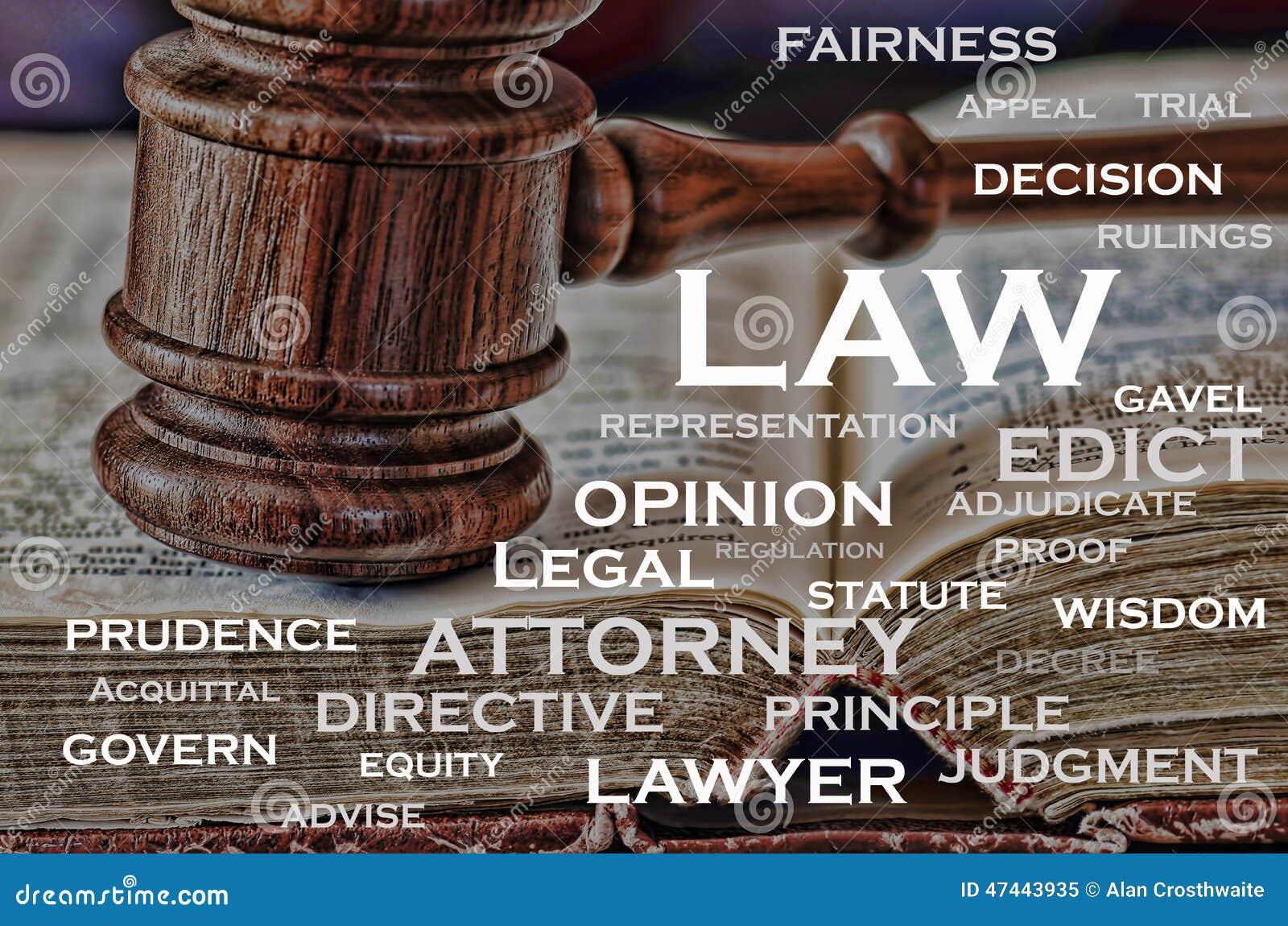 Palabra de la ley