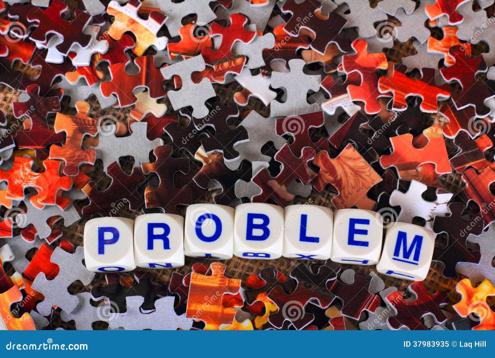 Palabra del problema