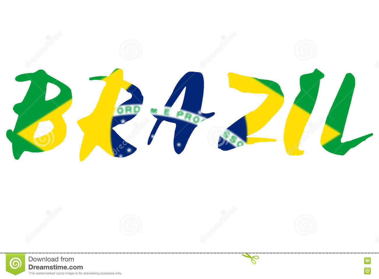 Capital Of Brazil Letters