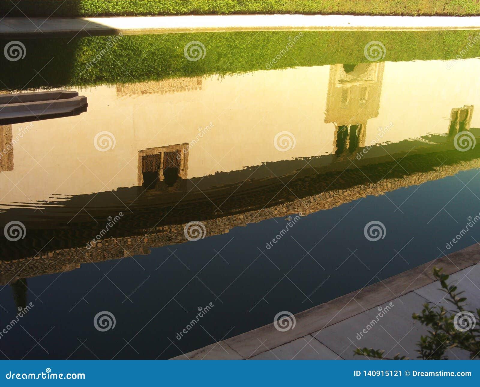 Palace of the Generalife, Granada