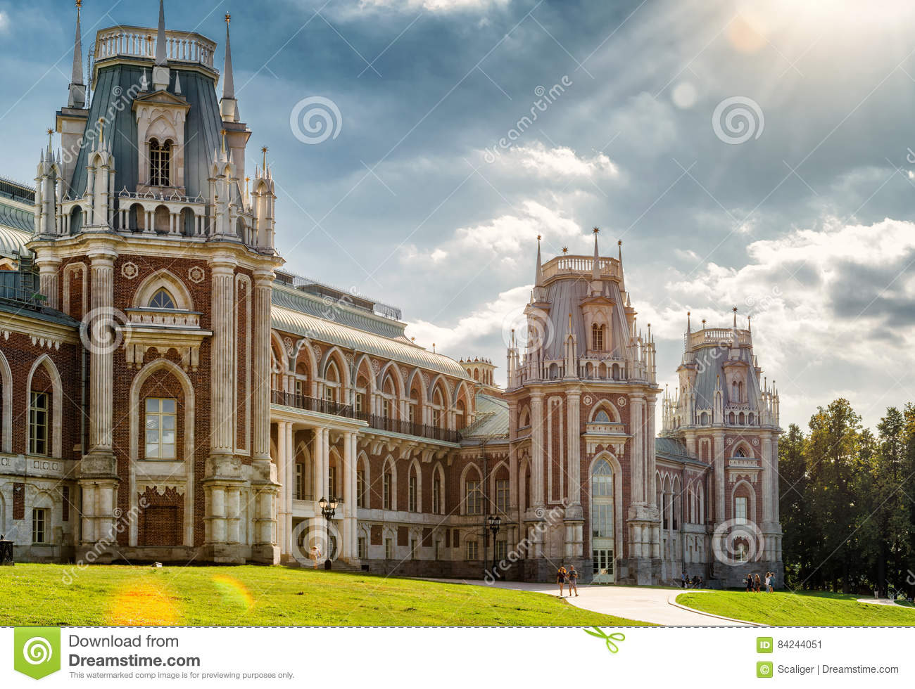 Twelfth day. Tsaritsyno 76