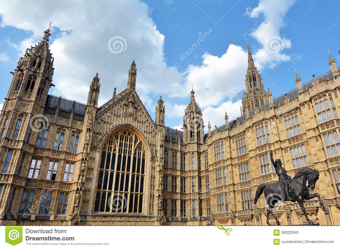 Famous Architecture Buildings In London
