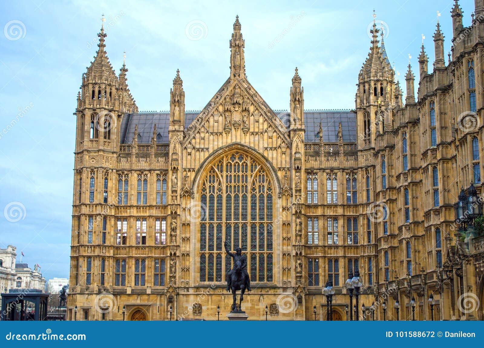 Houses Of Parliament London Stock Photo Image Of Landmark Houses
