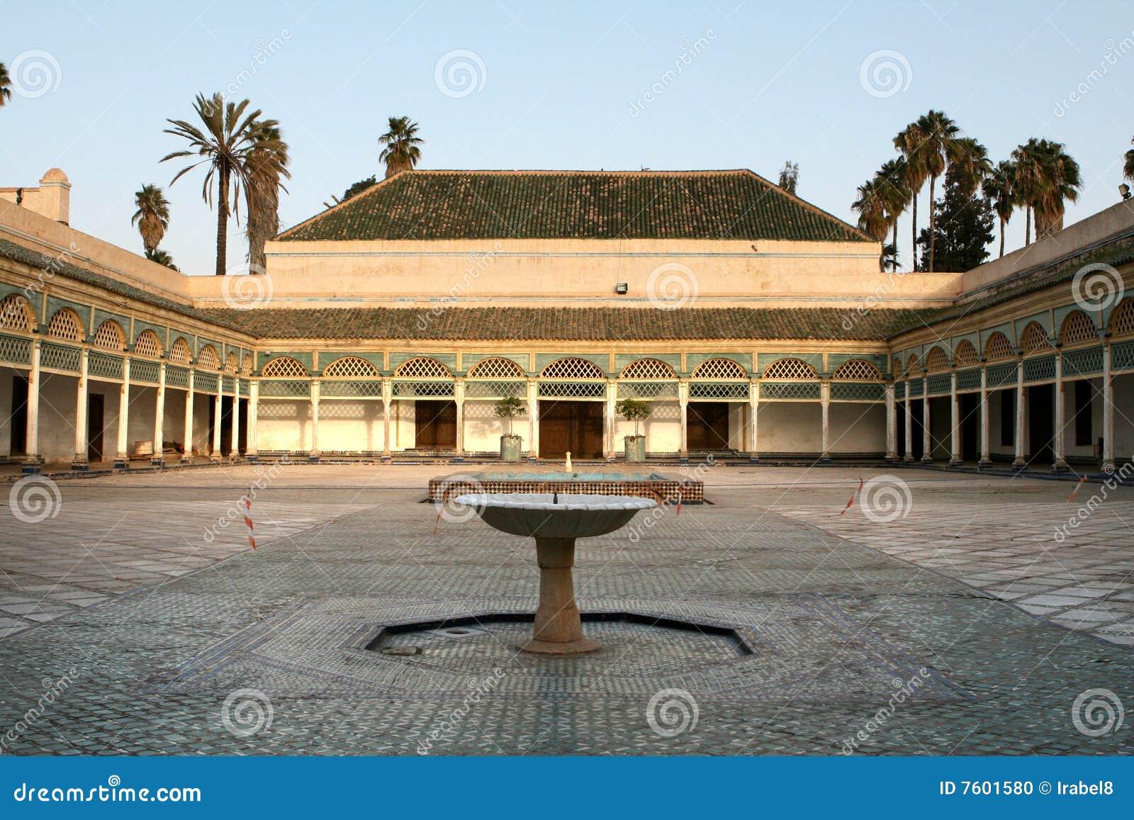 Palacio de Bahía, Marrakesh