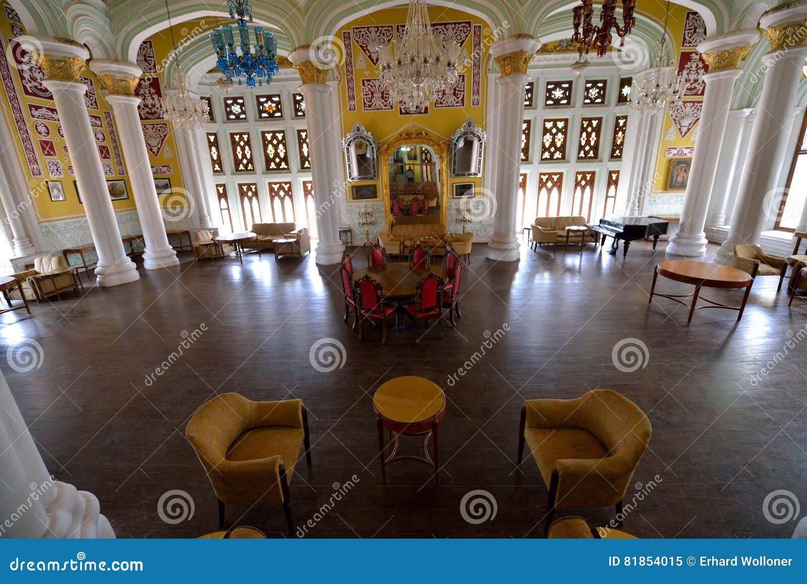 Palacio de Bangalore, la India