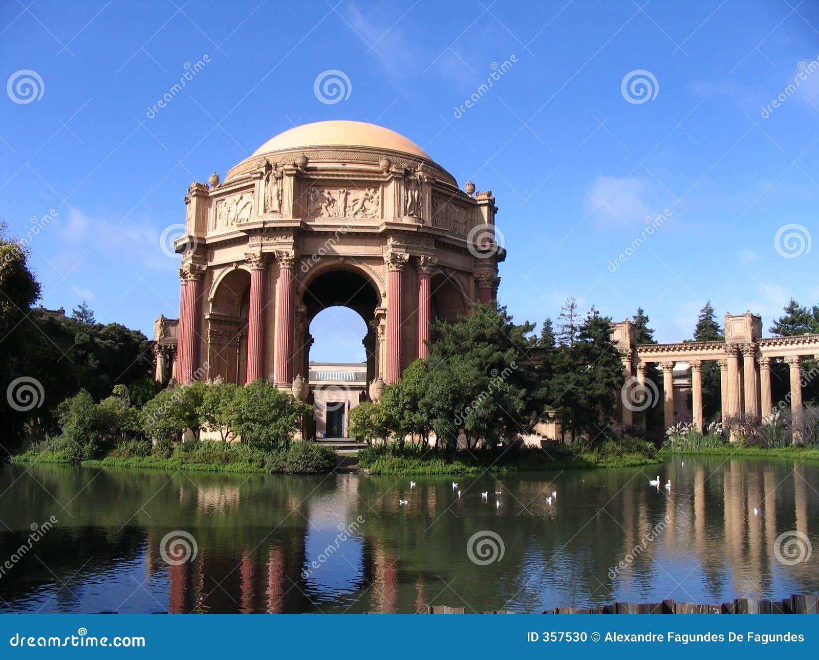 Palacio de bellas arte, San Francisco