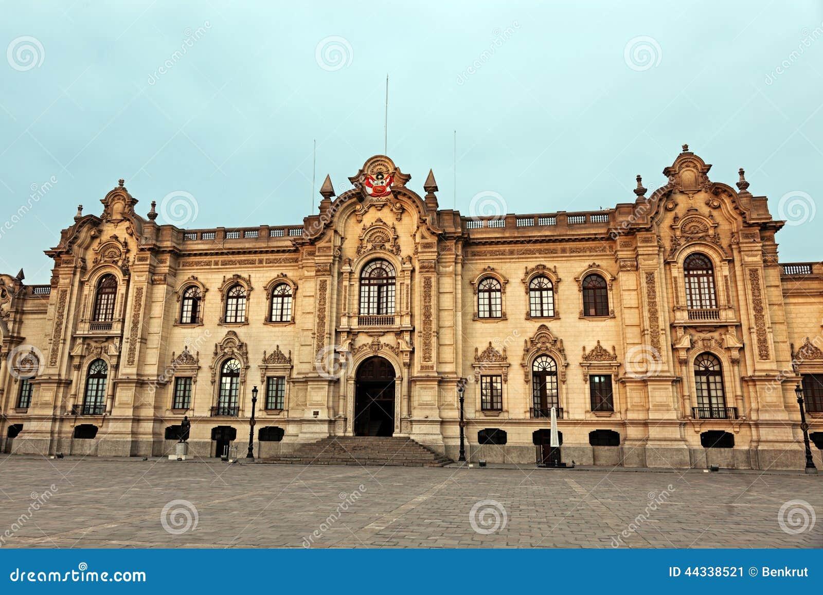 Palacio de Gobierno - δήμαρχος Plaza, Λίμα