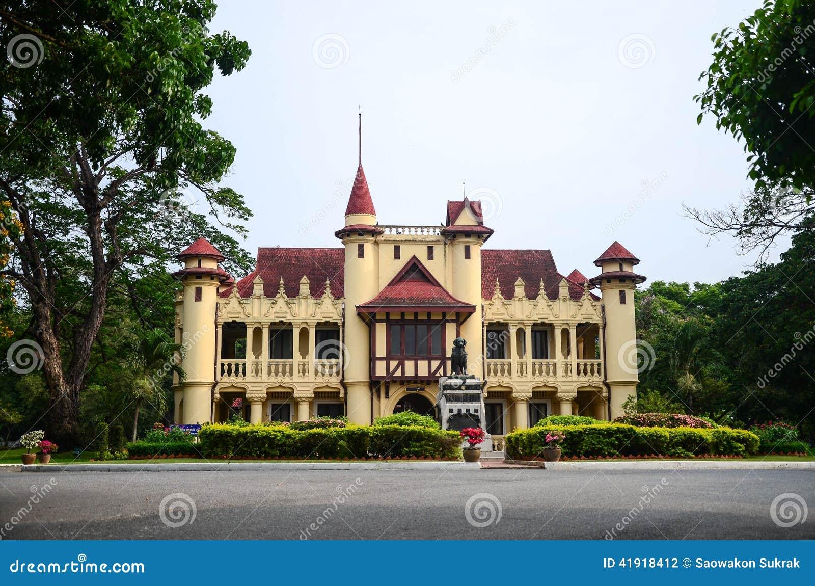Palacio de Sanamchantra