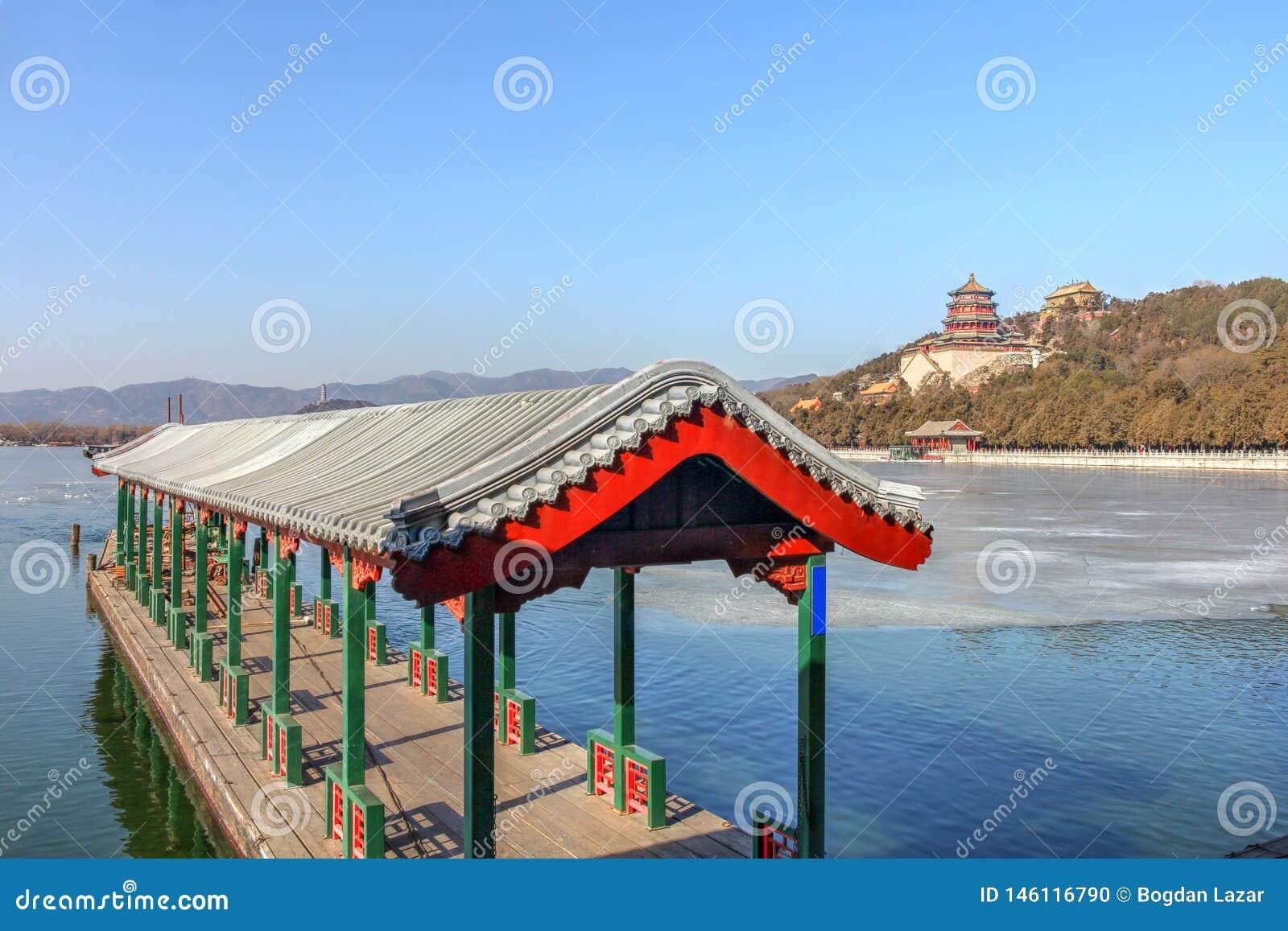 Palacio de verano, Pek?n, China