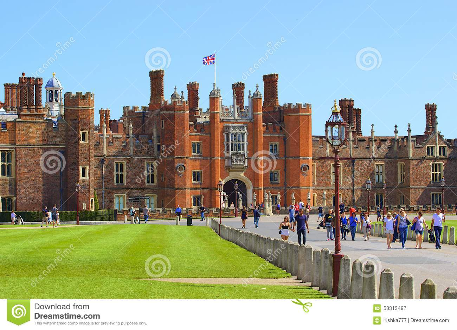 Palacio del Hampton Court