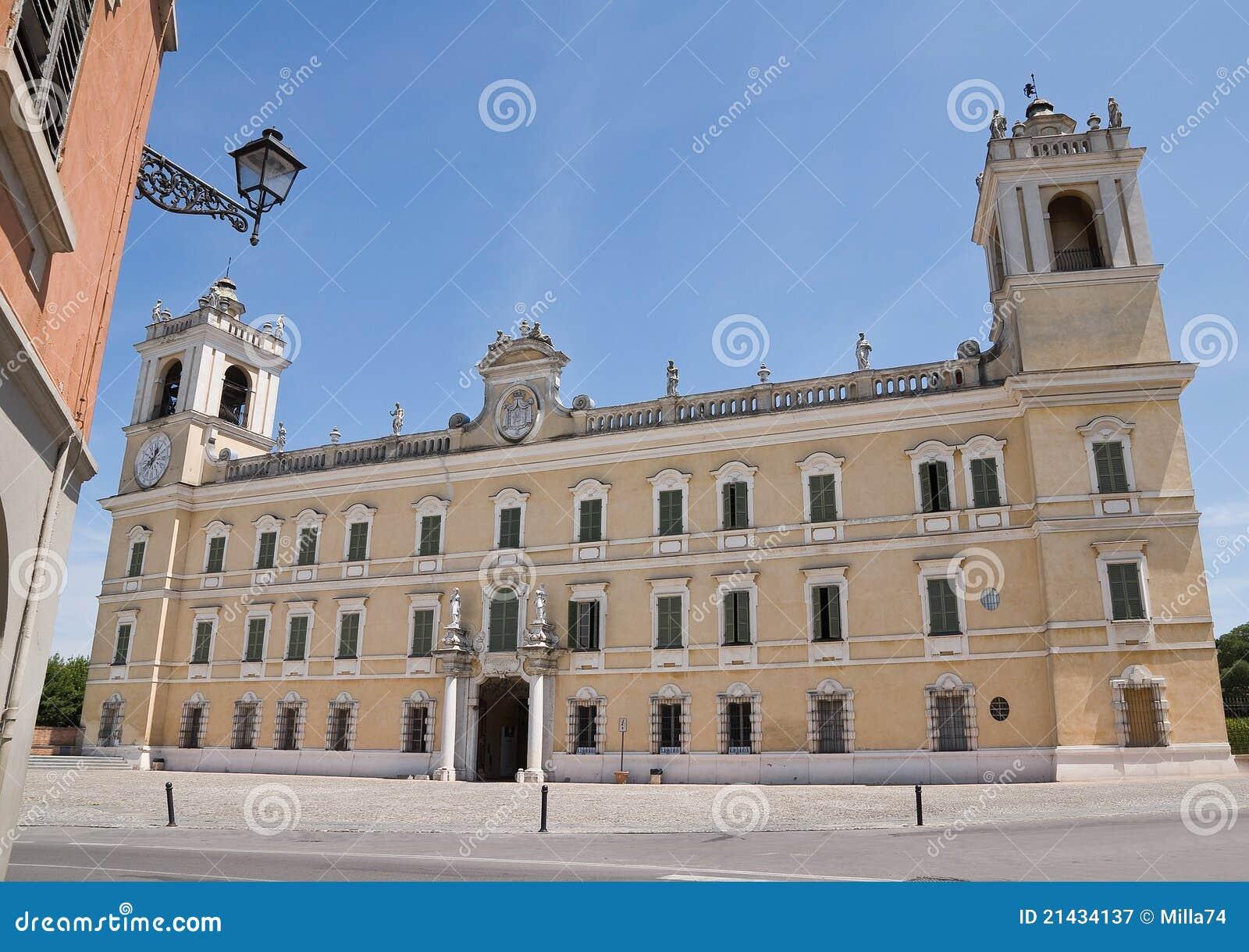 Palacio ducal de Colorno. Emilia-Romagna. Italia.