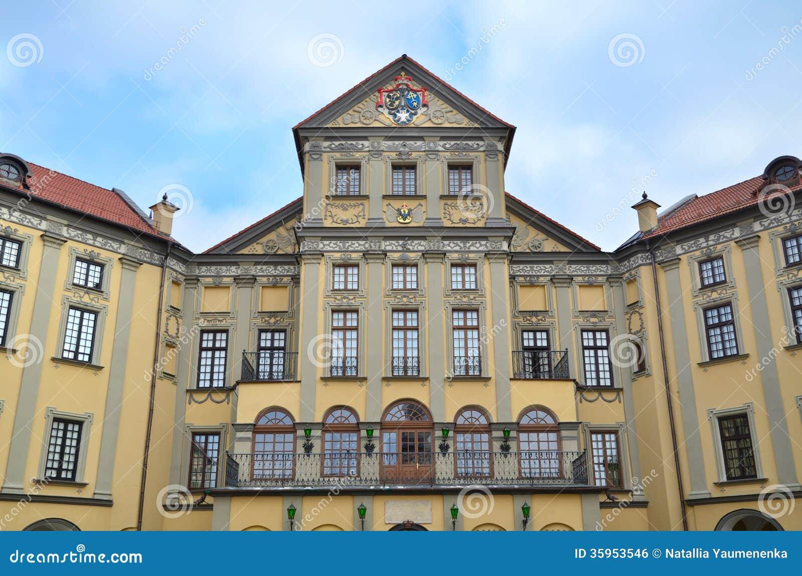 Palacio en Nesvizh