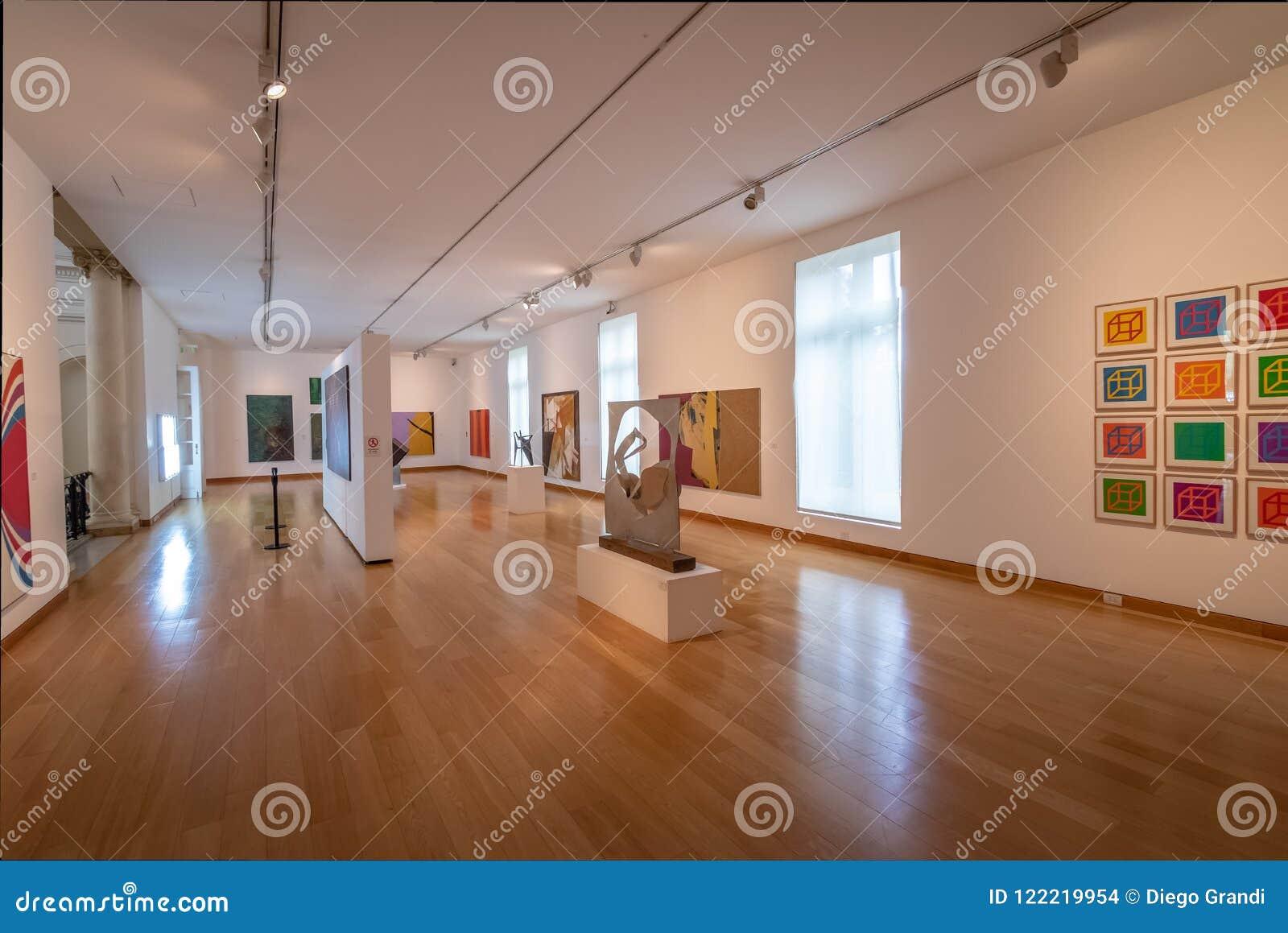 Palacio Ferreyra - Evita Fine Arts Museum Museo Superior de Bellas Artes Evita Interior - Cordoue, Argentine