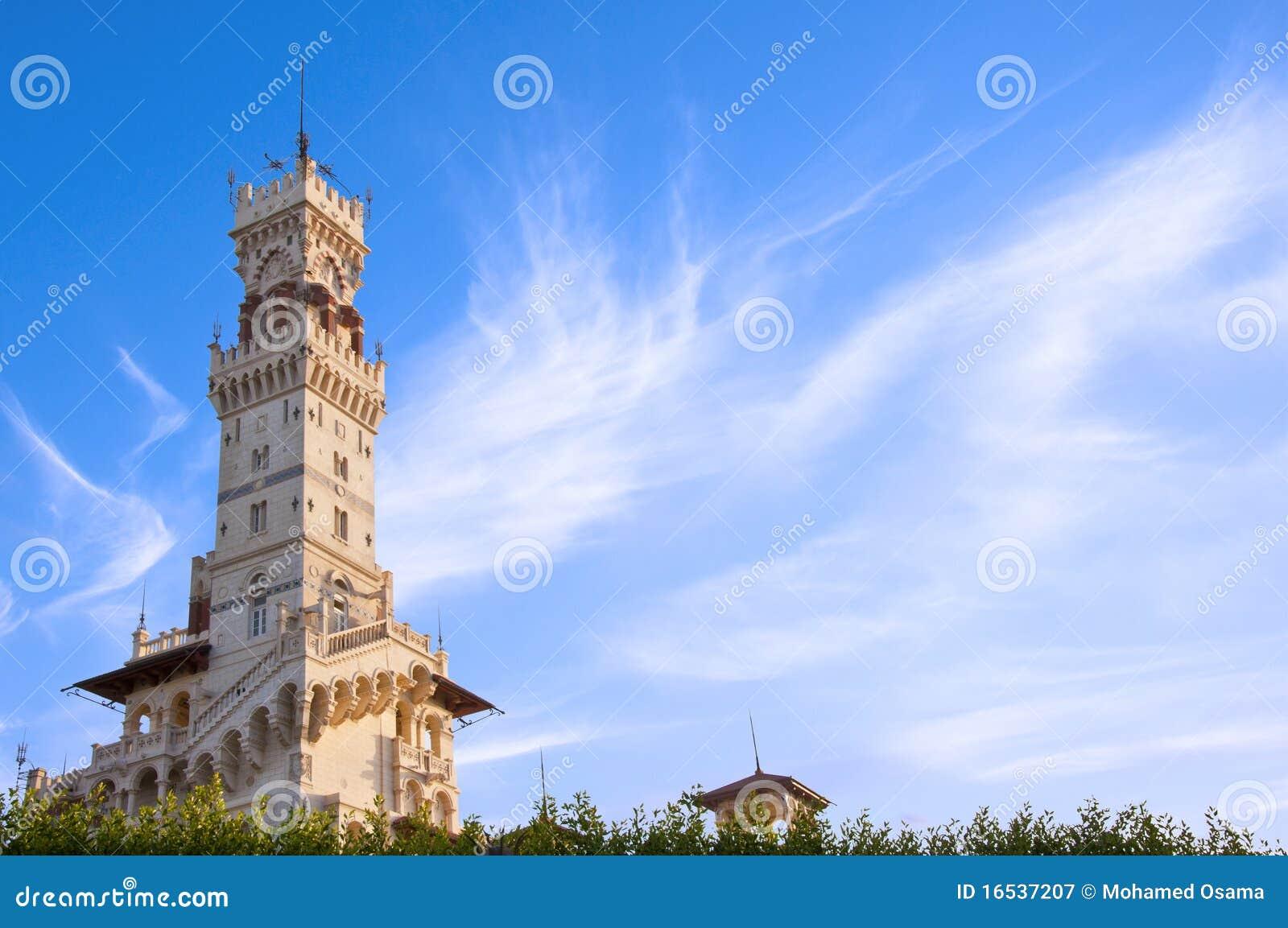 Palacio ideal histórico de la escena