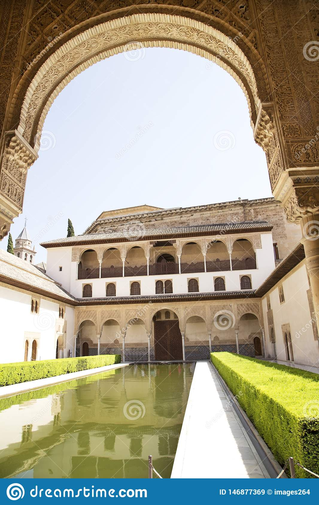 Palacio Nazaries - Alhambra