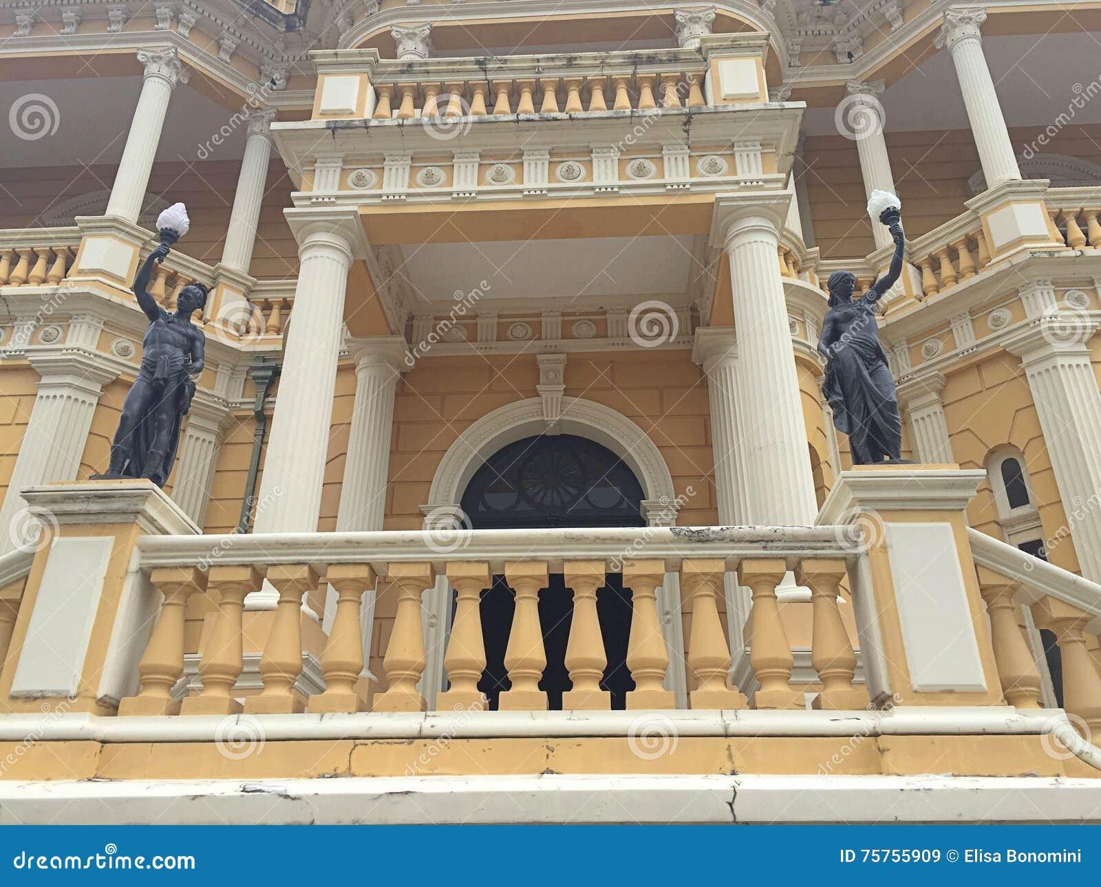 Palacio Rio Branco, Manaus
