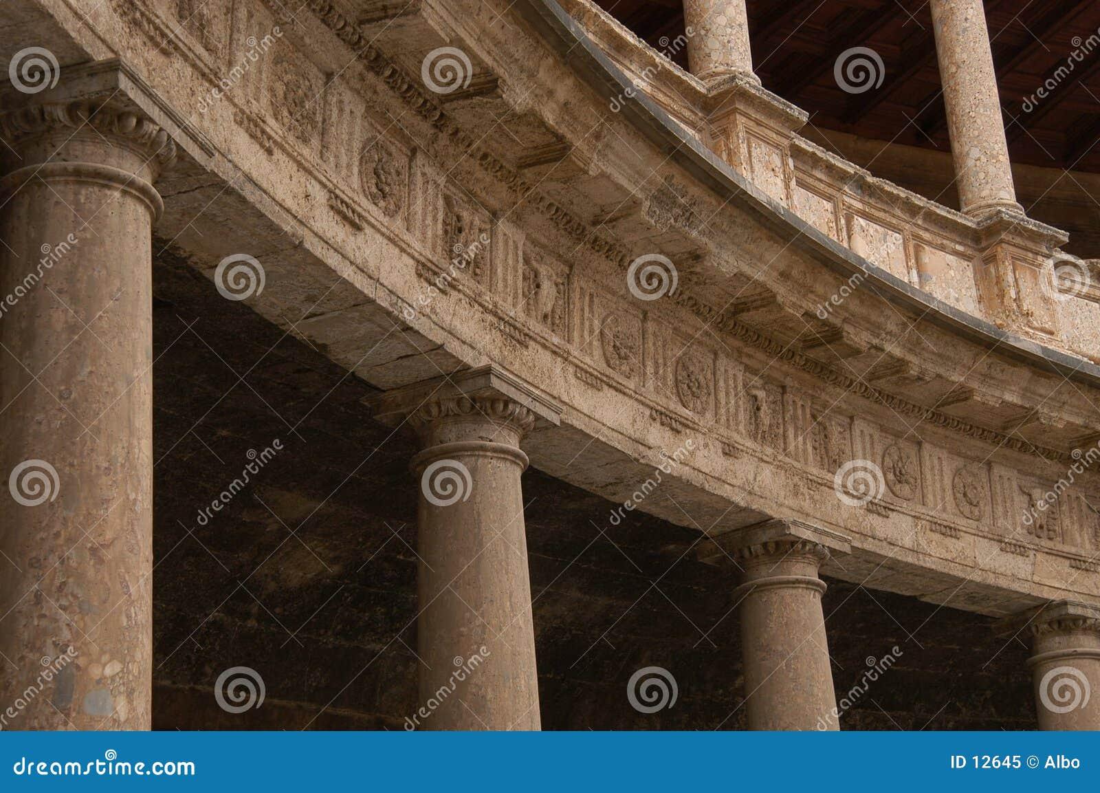 Palacio v alhambra carlos