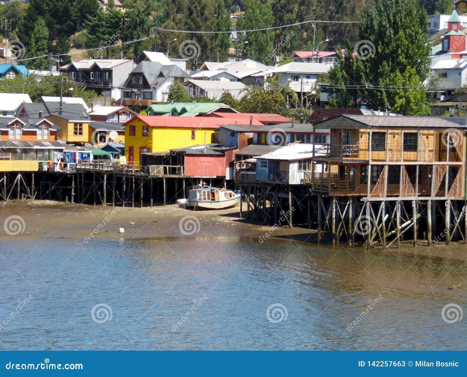 Palafitos Chiloé