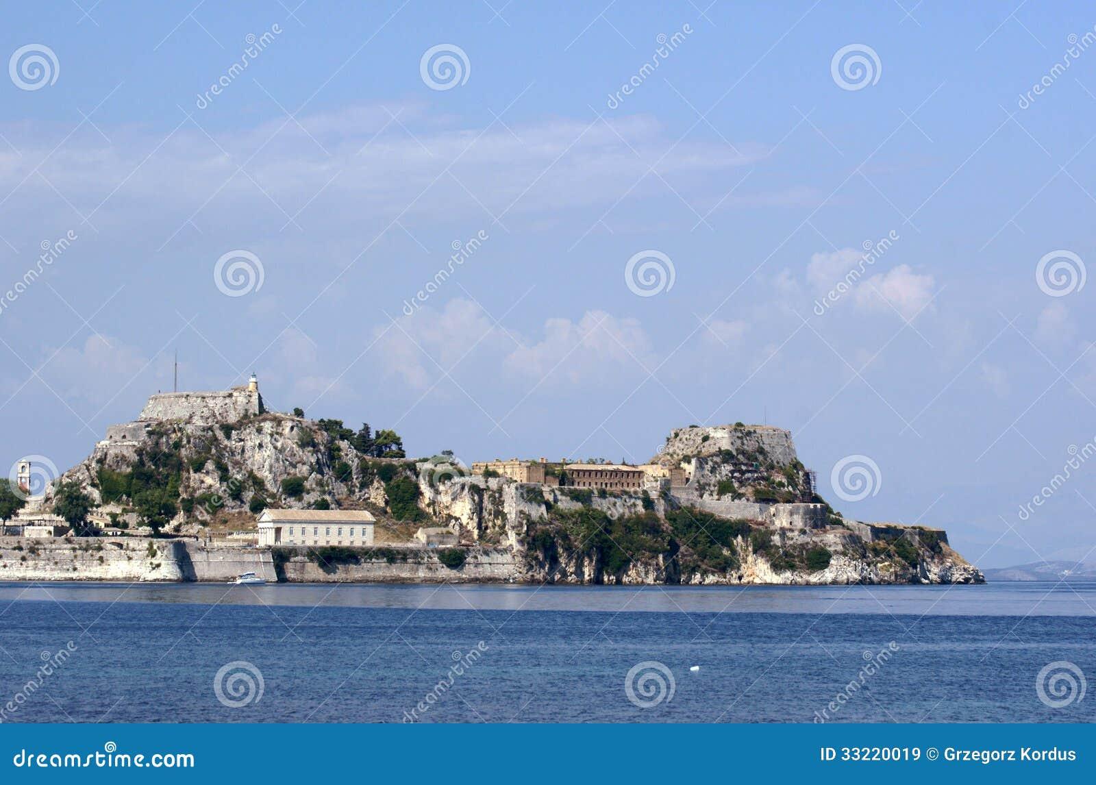 Palaio Frourio Royalty Free Stock Images - Image: 33220019