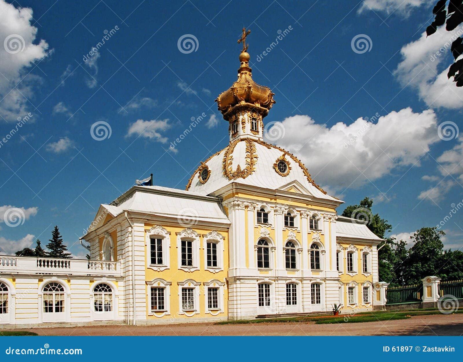 Download Palais. image stock. Image du palais, basilique, nuage, culture - 61897
