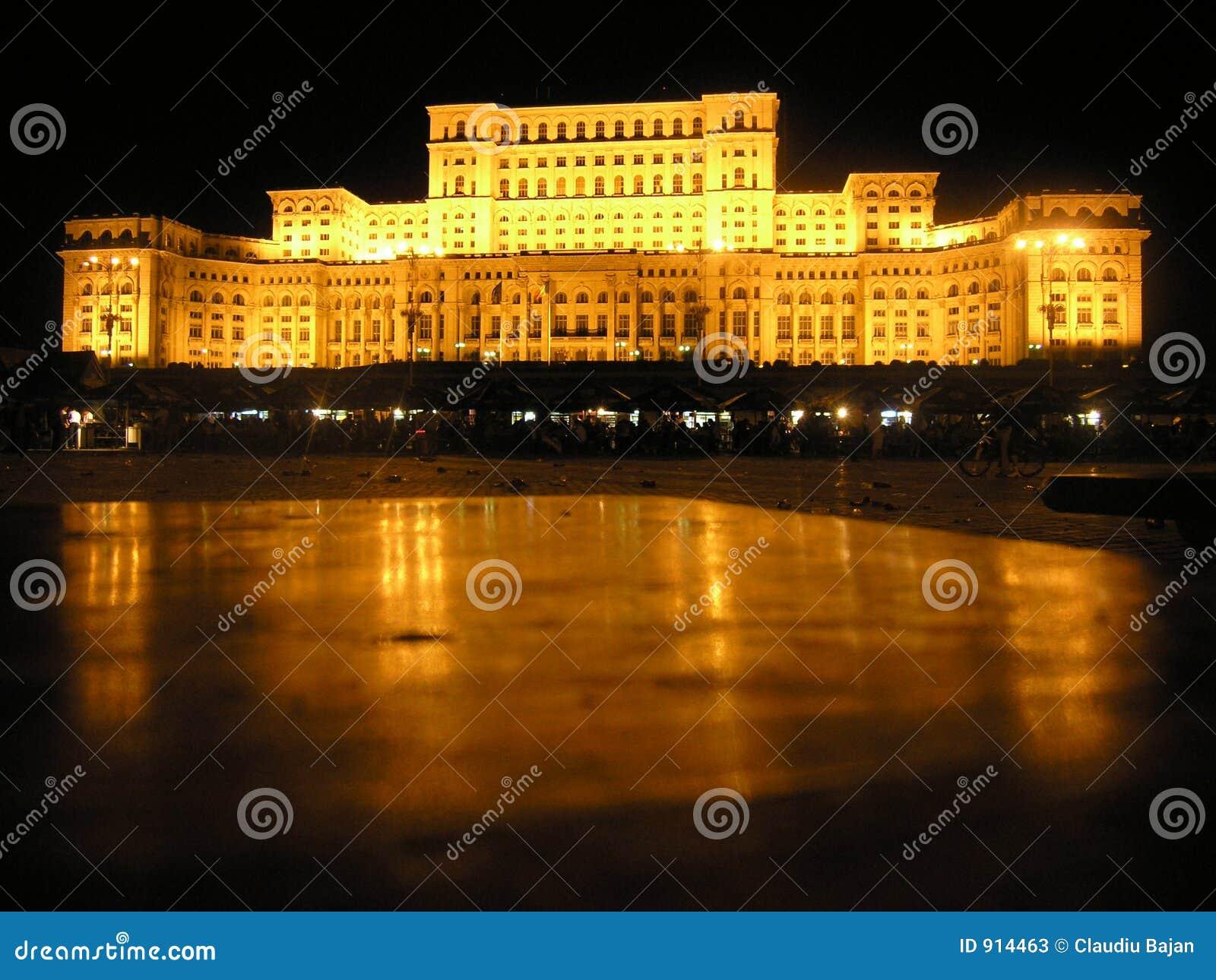 Palais Bucarest du Parlement