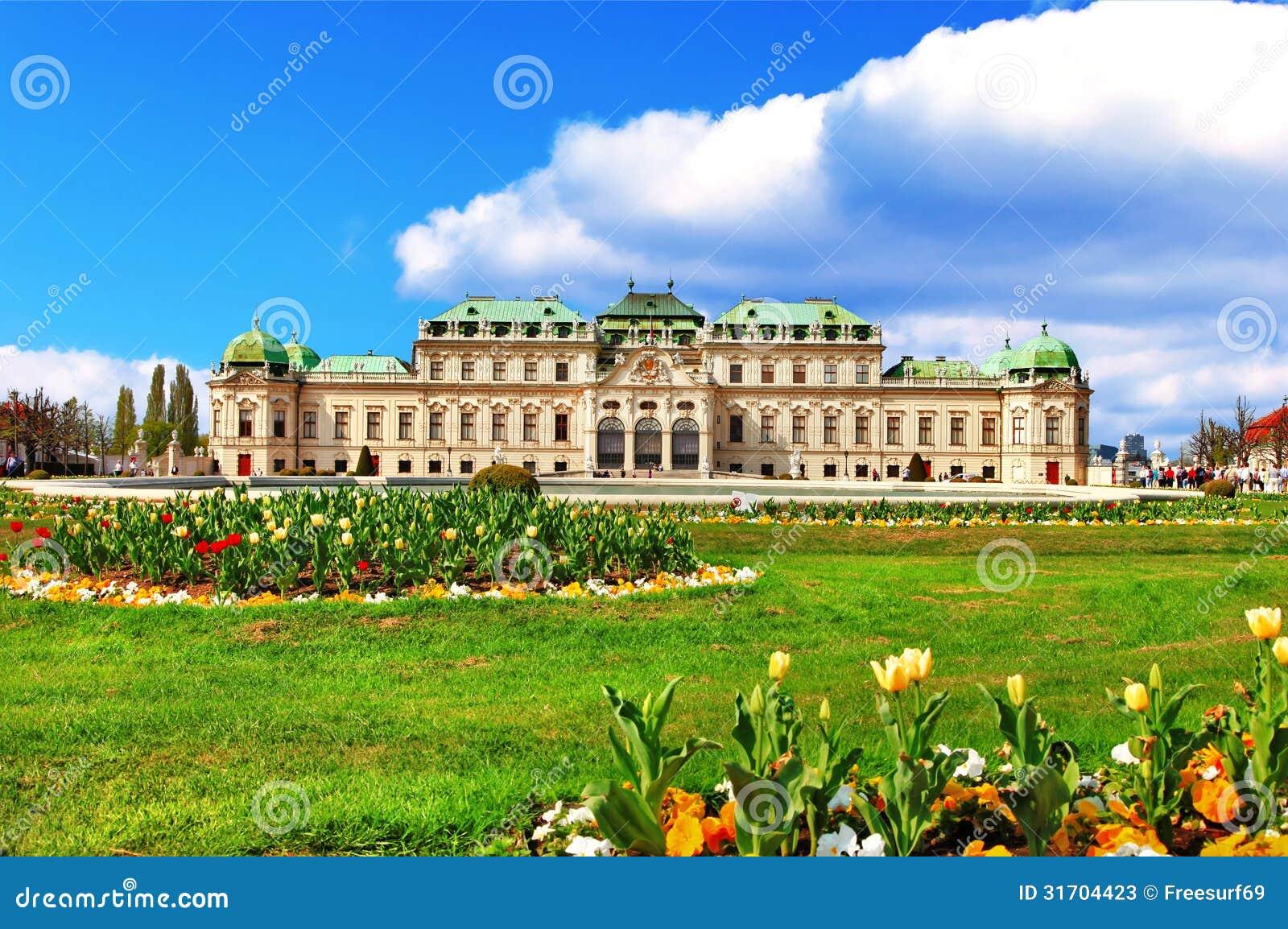 Palais de belvédère, Vienne