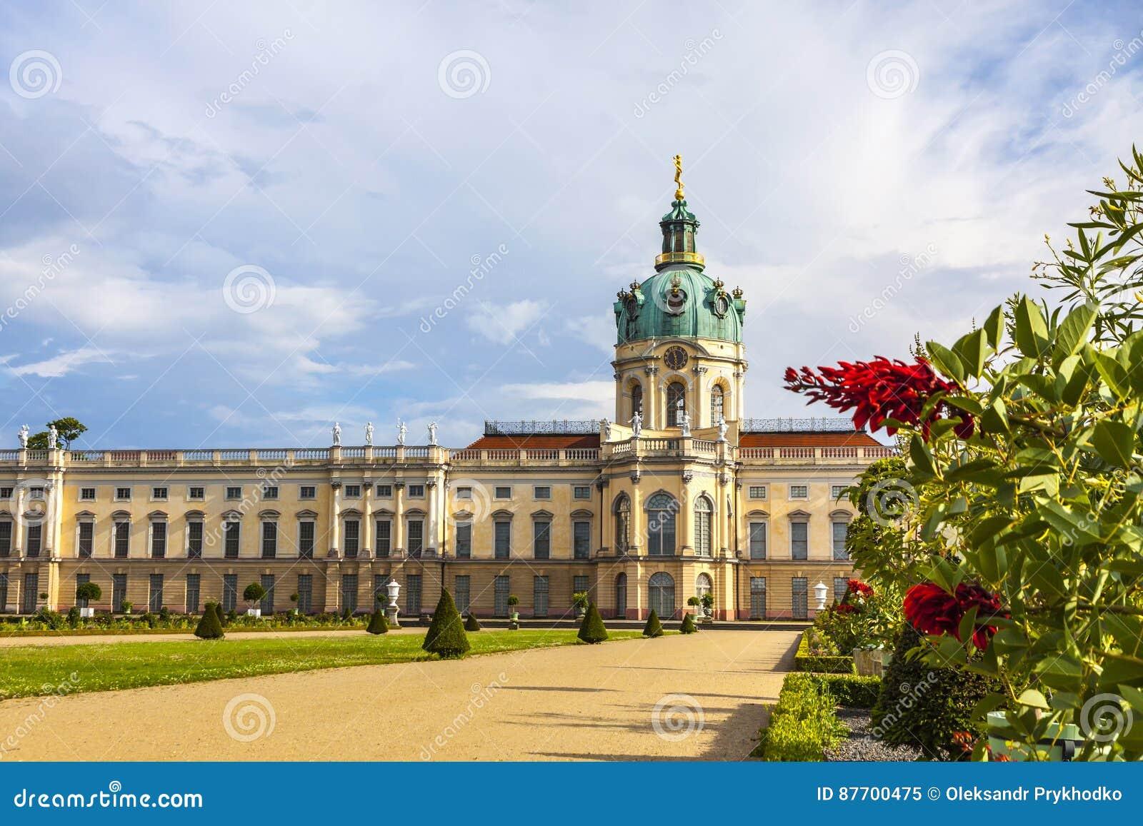 Palais de Charlottenburg à Berlin, Allemagne